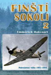Emmerich Hakvoort: Finští sokoli 2 - Pokračovací válka 1941-1944