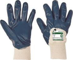 Free Hand Nitrilové máčené pracovní rukavice Ater, mechanické - extrémní záťež