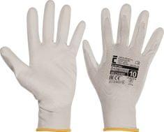 Cerva Nylonové pracovné rukavice Bunting 10