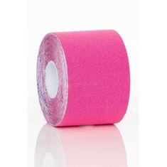 Gymstick kineziološka traka 5m x 5cm, roza