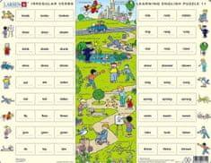 LARSEN Puzzle Hodina angličtiny 11 - 64 dílků