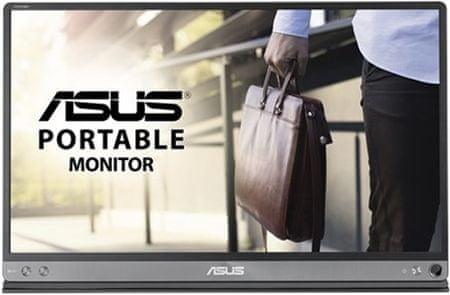 Asus IPS WLED prenosni monitor ZenScreen MB16AC