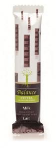 Klingele Chocolade Balance Mléčná čokoláda se stévií bez přidaného cukru 35g