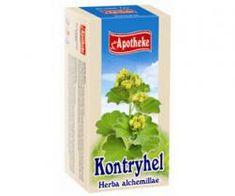 Mediate APOTHEKE čaj kontryhel n.s. 20 x 1,5 g