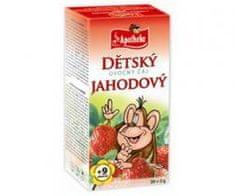 Apotheke čaj dětský ovocný jahodový n.s. 20x2g