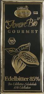 Liebhart´s Čokoláda hořká 85% 100g Bio