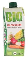 JACOBY Jacoby Šťáva zeleninová mix 500ml Bio