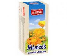 Mediate APOTHEKE čaj měsíček n.s. 20 x 1,5 g