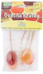 Eco Sweets Ovocná lízátka 50g / 6 kusů Bio