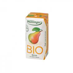 Höllinger Hollinger Šťáva ovocná hrušková 200ml Bio