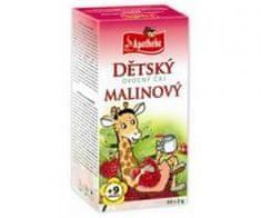 Apotheke čaj dětský ovocný malinový n.s. 20x2g