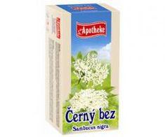 Mediate APOTHEKE čaj černý bez n.s. 20 x 1,5 g