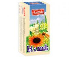 Mediate APOTHEKE čaj krk a mandle n.s. 20 x 1,5 g