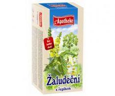 Apotheke čaj žaludeční s řepíkem n.s. 20 x 1,5 g