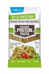 MaxSport Maxsport Organic Protein Pasta 200 g zelená sója