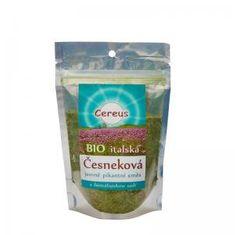Cereus Cereus Italská česneková sůl Bio 120g