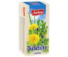 Mediate APOTHEKE čaj na krevní cukr n.s. 20 x 1,5 g