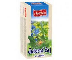 Mediate APOTHEKE čaj jaterní se smilem n.s. 20 x 1,5 g