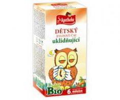 Apotheke čaj dětský uklidňující bio n.s. 20 x 1,5 g