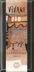 EcoFinia Vivani mléčná čokoláda cappuccino Bio 100 g