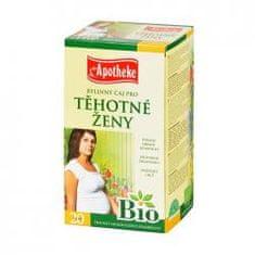 Mediate APOTHEKE Bio bylinný čaj pro těhotné ženy n.s. 20 x 1,5 g