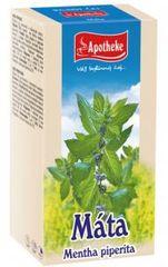Mediate Apotheke Máta peprná čaj n.s. 20x1,5g