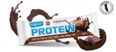 MaxSport Maxsport Protein Bar 60g proteinová tyčinka čokoláda