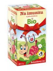 Apotheke Apotheke Pohádkový čaj na imunitu s jahodníkem Bio 20x2g