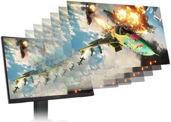 XG2405 IPS gaming monitor