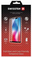 SWISSTEN zaštitno staklo za Samsung A405 Galaxy A40, crno 54501702