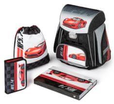 Karton P+P zestaw szkolny Premium Auto