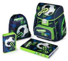 Karton P+P šolski komplet Premium Nogomet