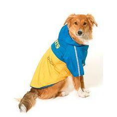 Karlie pláštěnka pro psy 2v1 s odnímatelnou kapucí