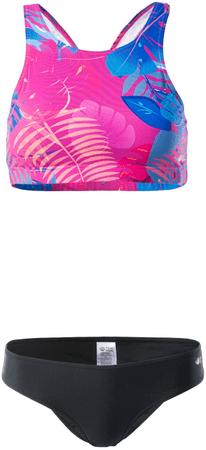 AquaWave női fürdőruha Gobini, S, rózsaszín