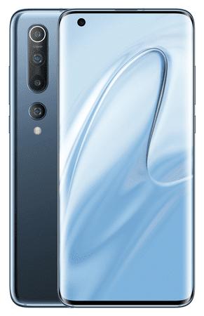 Xiaomi Mi 10 mobilni telefon, 8GB+256GB, siv