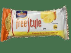 RACIO Free style rýžové chlebičky se sýrem 26ks v kartonu