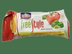 RACIO Free style rýžové chlebíčky rajče a bazalka 26ks karton
