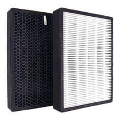 Airbi SPACE - wymienny filtr HEPA + węglowy (zestaw 2 szt)