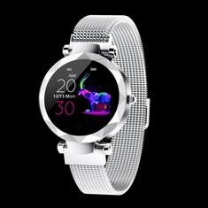 Immax Smart watch Immax SW12 Silver dámské kompletně v CZ