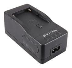 Immax Rychlonabíječka Sony NP-F970/NP-F960/NP-F550 1,5A
