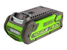 Greenworks G40B2 polnilna baterija, 40 V