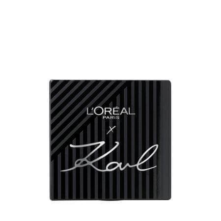 Loreal Paris x Karl Lagerfeld paleta senčil za veke