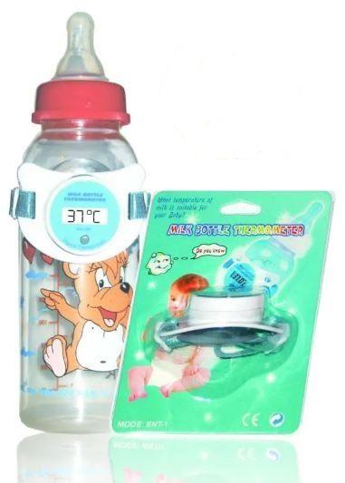PexiMED Digitálny teplomer ENT-1 na detské fľaše