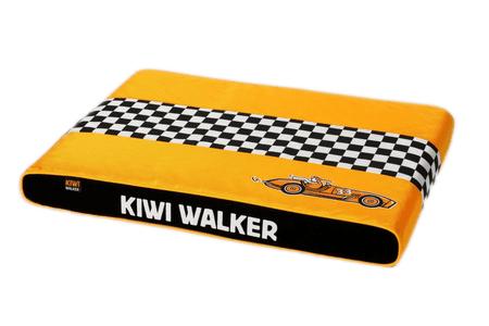 KIWI WALKER Racing Cigar ortopéd matrac, M, narancssárga