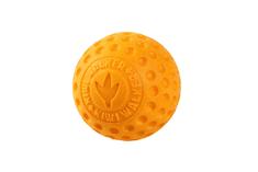 KIWI WALKER Úszó labda TPR műanyagból narancssárga, 9 cm