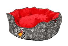 KIWI WALKER ovalno ležišče za psa Racer, ortopedska zasnova iz pene