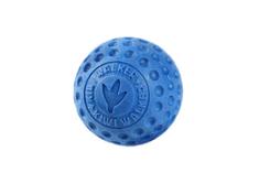 KIWI WALKER Plovací míček z TPR pěny modrá, 9 cm