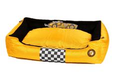 KIWI WALKER Racing Cigar krevet za pse s ortopedskom pjenom