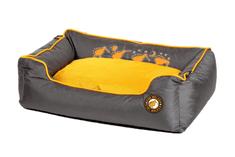 KIWI WALKER Running krevet od memorijske pjene, narančasti