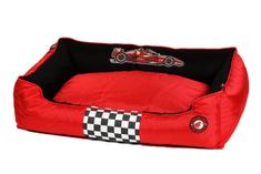 KIWI WALKER Racing Formula kutyafekhely ortopéd habból
